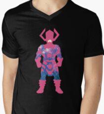 Galaxy: Galactus Men's V-Neck T-Shirt