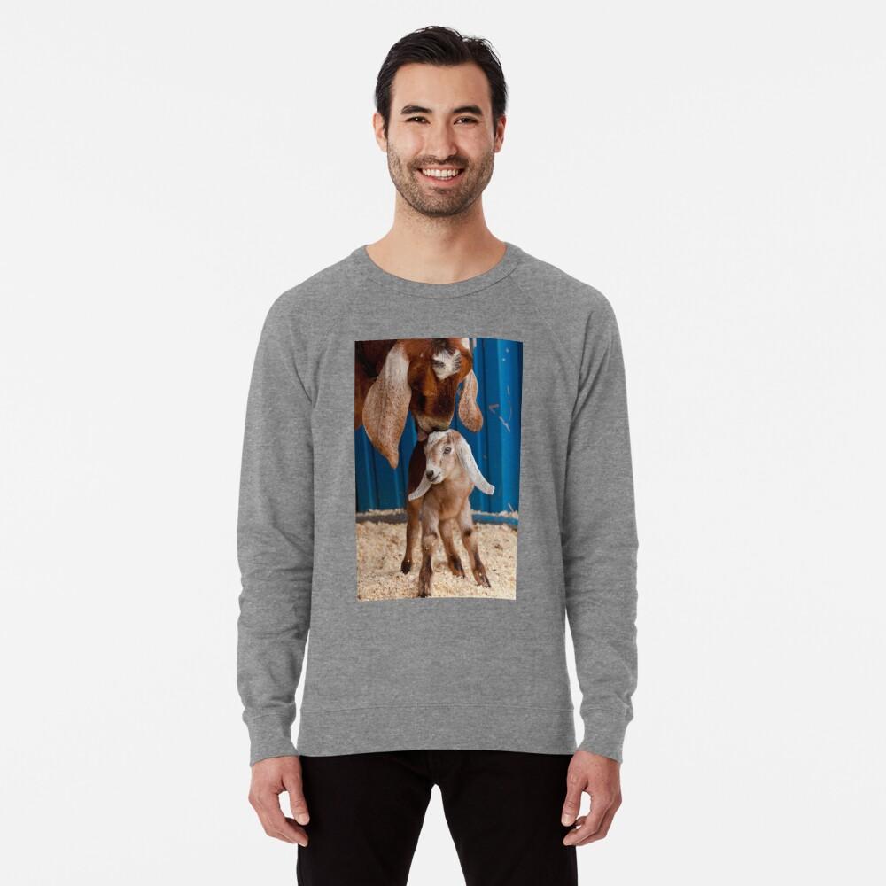 Geleckt sauber Leichter Pullover