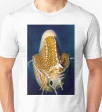 Nautilus floating in the underwater ocean Unisex T-Shirt