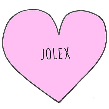JO AND ALEX (JOLEX) CANDY HEART by sarahsdrew