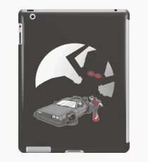 Flight of the Delorean iPad Case/Skin