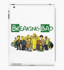 The Simpsons ( Breaking bad) iPad Case/Skin
