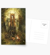 Forest Spirit Postcards
