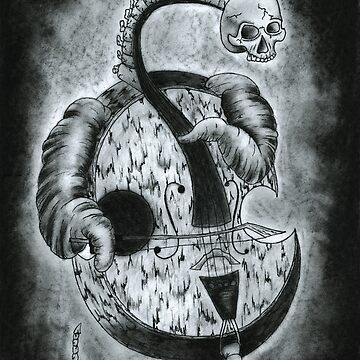 Cello From Hell by jkinmont