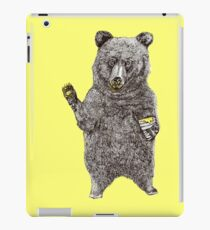 Oh, Hi Bear! iPad Case/Skin