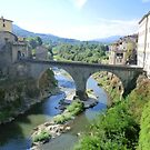 Castelnuovo di Garfagnana by Jackie Wilson