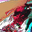 Video Glitch 2 by Eric Goddard-Scovel