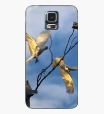 Cockies in a tree Case/Skin for Samsung Galaxy