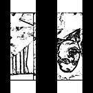 Barcode Jail by Ashoka Chowta