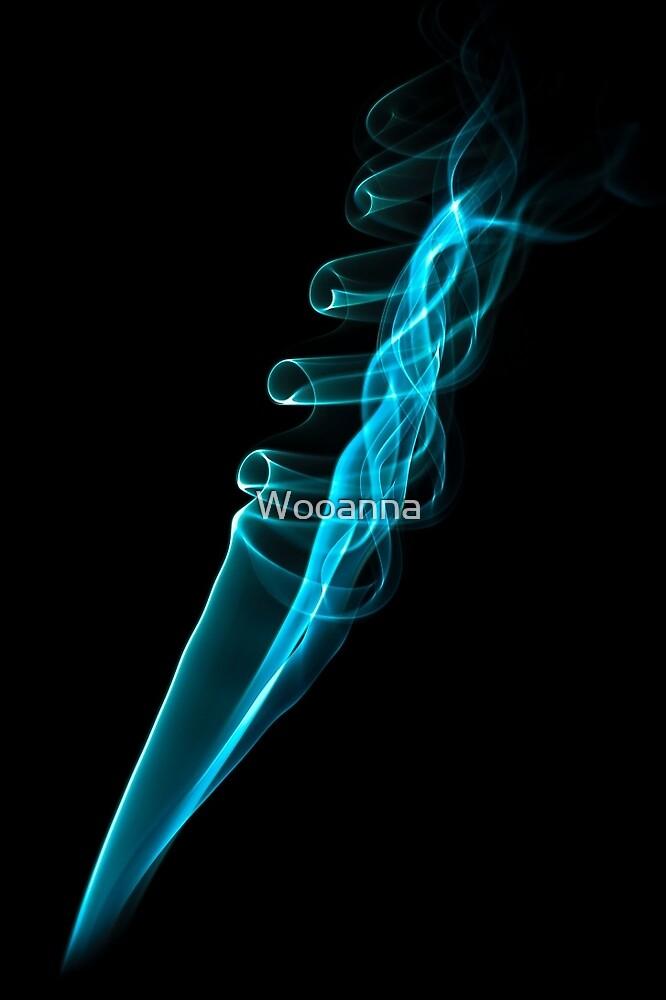 Smoke by Wooanna