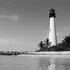 Historic Lighthouse by Bill Wetmore