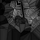 Broken window by Ashoka Chowta