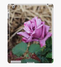 The First Rose of the season iPad Case/Skin