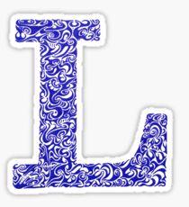 Margins L Sticker
