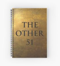 Hamilton - The other 51 Spiral Notebook