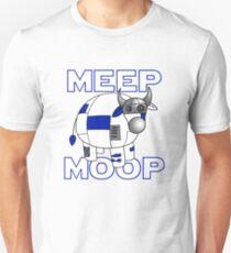 Camiseta unisex Meep Moop v1