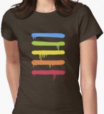 Trendy Cool Graffiti Tag Lines T-Shirt