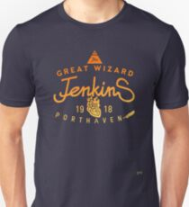 THE GREAT WIZARD JENKINS - burning heart Unisex T-Shirt