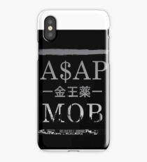 Asap Mob  iPhone Case