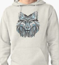 Winter wolf Pullover Hoodie