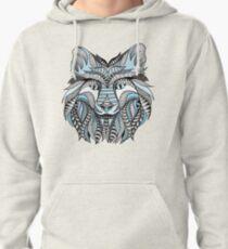 Sudadera con capucha Lobo de invierno