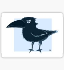 Sullen Crow Sticker