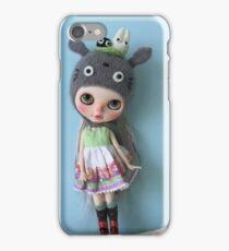 Little Totoro  iPhone Case/Skin