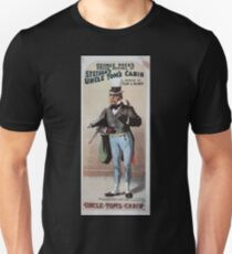 Performing Arts Posters George Pecks grand revival of Stetsons Uncle Toms cabin booked by Klaw Erlanger 0669 T-Shirt