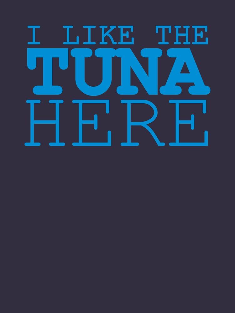 Tuna by bitemefox