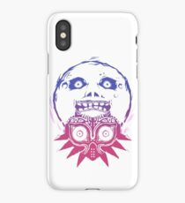 Majora's mask - Colour Gradient  iPhone Case/Skin