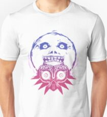 Majora's mask - Colour Gradient  Unisex T-Shirt