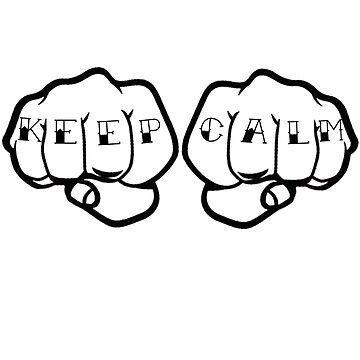 Keep Calm by de-con