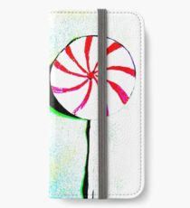 Christmas - Christmas baking, candy canes, lollipops - Weihnachtsbäckerei, Zuckerstangen, Lolipops iPhone Wallet/Case/Skin
