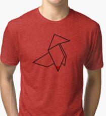 Murder Bird Tri-blend T-Shirt