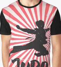 JUDO ILLUSTRATION Graphic T-Shirt