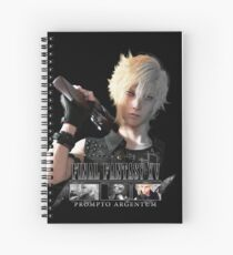 FINAL FANTASY XV - PROMPTO Spiral Notebook