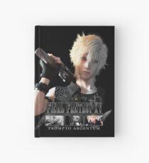 FINAL FANTASY XV - PROMPTO Hardcover Journal