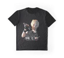 FINAL FANTASY XV - PROMPTO Graphic T-Shirt