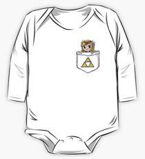 Legend Of Zelda - Pocket Zelda Kids Clothes