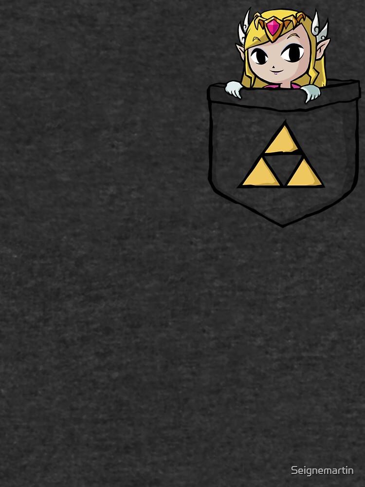 Leyenda De Zelda - Pocket Zelda de Seignemartin