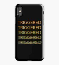 TRIGGERED iPhone Case
