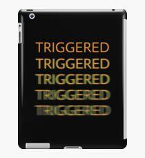 TRIGGERED iPad Case/Skin