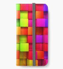 Cubes iPhone Wallet