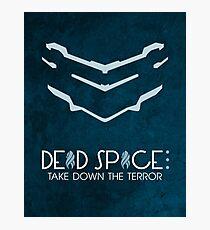 Take Down the Terror Photographic Print