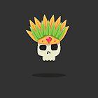 Aztekenkrieger von Emir Simsek