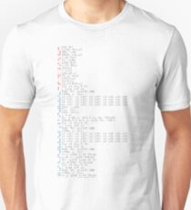Braille The Small Things Unisex T-Shirt