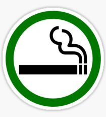 Smoke Up Sticker