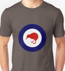 Royal New Zealand Air Force - Roundel Unisex T-Shirt