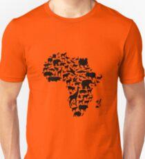Animals of Africa T-Shirt