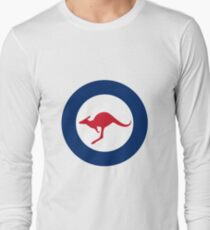 Royal Australian Air Force - Roundel Long Sleeve T-Shirt